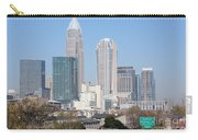 Uptown Charlotte Skyline Carry-all Pouch