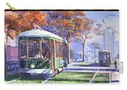 Streetcars Uptown New Orleans Carry-all Pouch