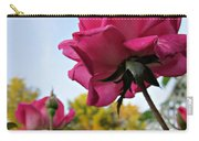 Upward Roses Carry-all Pouch