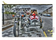 Ural Wolf 750 And Sidecar Carry-all Pouch