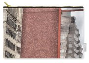 Urban Abstract Downtown Reflections Dayton Ohio Carry-all Pouch
