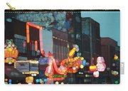 Urban Abstract Nashville Neon Carry-all Pouch by Dan Sproul