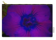 Urban Art Hibiscus II Carry-all Pouch