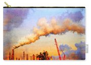 Urban Clouds Carry-all Pouch