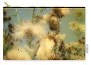 Urban Flowers Carry-all Pouch