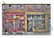 Urban Mercyseat Oil Painting Carry-all Pouch