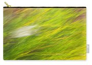 Urban Nature Fall Grass Abstract Carry-all Pouch