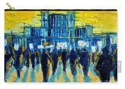Urban Story - The Romanian Revolution Carry-all Pouch