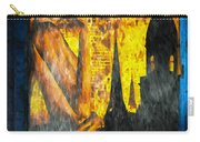 Urban Sunset Carry-all Pouch by Bob Orsillo