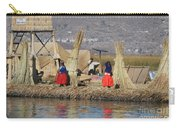 Uros Village Carry-all Pouch