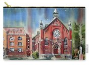 Ursuline Academy With Doves Carry-all Pouch
