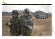 U.s. Army Commander, Right Carry-all Pouch