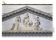 Us Capitol Building Facade Carry-all Pouch