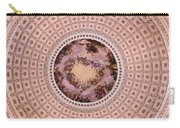 U S Capitol Dome Mural # 2 Carry-all Pouch