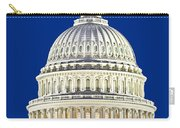 Us Capitol Dome Carry-all Pouch