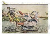 Us Cartoons - Philippines Carry-all Pouch