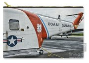 Us Coast Guard Helicopter Carry-all Pouch