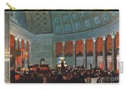 U.s. Congress - House Carry-all Pouch