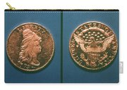 U.s. Currency, 1796 Carry-all Pouch