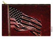 Us Flag Carry-all Pouch