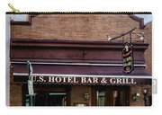 Us Hotel Bar And Grill - Manayunk  Carry-all Pouch