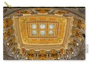 Us Library Of Congress Carry-all Pouch by Susan Candelario