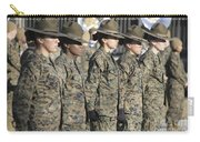 U.s. Marine Corps Female Drill Carry-all Pouch