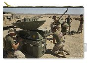 U.s. Marines Assemble A Support Wide Carry-all Pouch