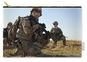 U.s. Navy Petty Officer Takes A Break Carry-all Pouch