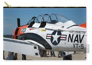 Us Navy Plane 001 Carry-all Pouch