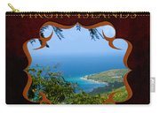 Us Virgin Island Gallery Carry-all Pouch