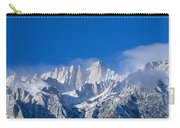 Usa, California, Mount Whitney Carry-all Pouch