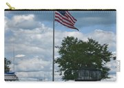 Usa Flag 10 Carry-all Pouch