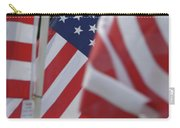 Usa Flags 01 Carry-all Pouch