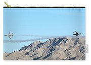 Usaf Thunderbirds Precision Flying Two Carry-all Pouch