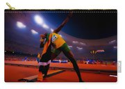 Usain Bolt Number One Carry-all Pouch