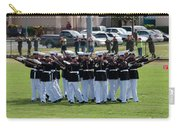 Usmc Silent Drill Platoon Carry-all Pouch