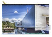 Uss Arizona Memorial- Pearl Harbor Carry-all Pouch