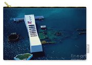 Uss Arizona Carry-all Pouch