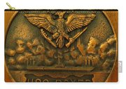Uss Boxer Plaque Carry-all Pouch