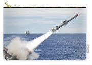 Uss Cowpens Launches A Harpoon Missile Carry-all Pouch