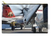 Uss George H.w. Bush Carry-all Pouch