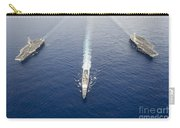 Uss George Washington, Uss Mobile Bay Carry-all Pouch