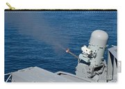 Uss Harry S. Truman Tests The Close-in Carry-all Pouch