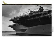 Uss Midway Helicopter Carry-all Pouch