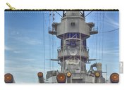 Uss Missouri-pearl Harbor Hawaii Carry-all Pouch