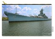 Uss New Jersey Carry-all Pouch