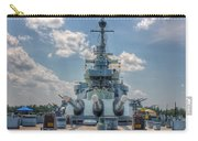 Uss North Carolina Carry-all Pouch