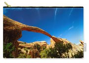 Utah Arches National Park  Carry-all Pouch