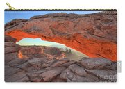 Utah Morning Pastels Carry-all Pouch